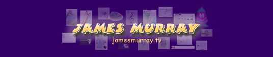 logo jamesmurray.tv